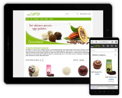 Easy Booking Shop Basic E Commerce Site Aruba Hosting